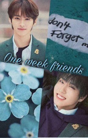 One week friends-Minsung by Seungjinontheway