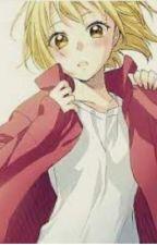 Secret admirer (Kuroyachi fanfic) by thatonelittleweeb