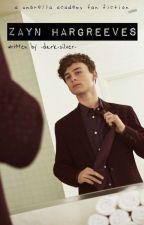 Zayn Hargreeves // Umbrella Academy  by -Dark-Silver-