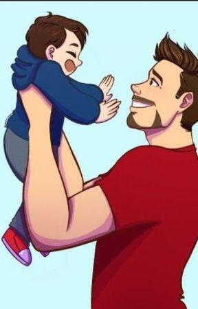 Tony Stark: Dahi, Milyarder, Playboy, Hayırsever ve ...... Baba? by sedaderya1234