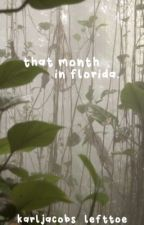that month in florida - dreamnotfound/gream by karljacobs_lefttoe