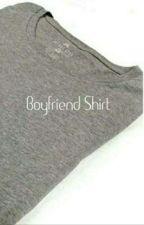 Boyfriend Shirt✔️ بقلم LeeKM5