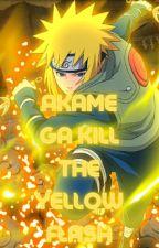 Akame Ga Kill: The Yellow Flash by SharinganRyu