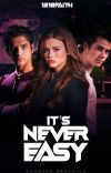 It's Never Easy (Avengers/Teen Wolf Crossover) {Book 1} cover