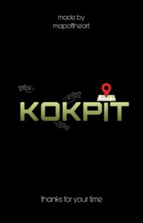 kokpit |  🛩 by mapoftheart