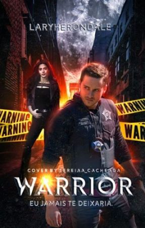 Warrior - Jay Halstead (Chicago PD) by LaryHerondale