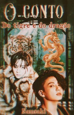 O conto do tigre e do dragão by namsahi