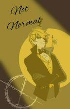 Not Normal(BillCipherXReader) by Jinxy-fox32