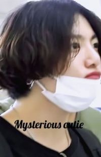 Mysterious cutie cover