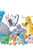 Pokémon Rp (Open) by LunaMoonFoxX3