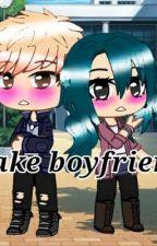 Fake boyfriend//The Music freak//Jaily fanfic by A_Gacha_Story_writer