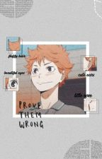 Haikyuu Scenarios (Requests Opened) by Janice_The_Squid