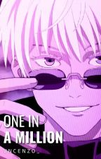 One in A Million || Gojo Satoru by zakaei