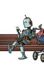 Robot Caretaker by Shadows0707