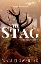 The Stag by wallflowerfae