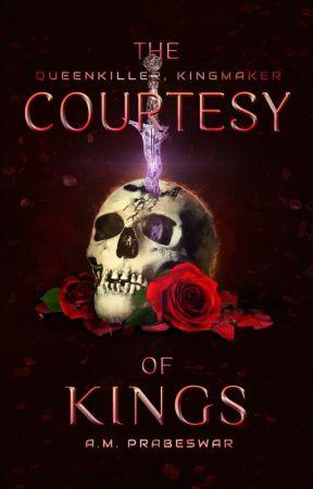 The Courtesy of Kings by Amanda-Mae