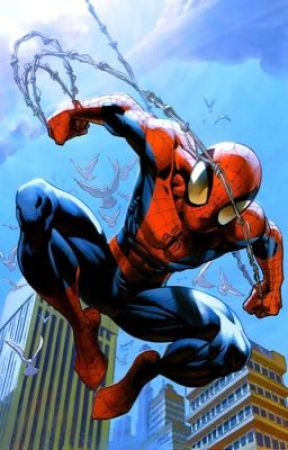 The Ultimate Spider-Man by SonicKev101