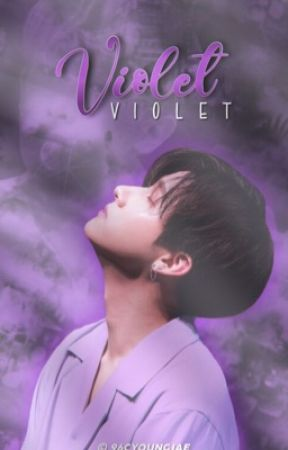 violet | wonkyun by 96CYOUNGJAE