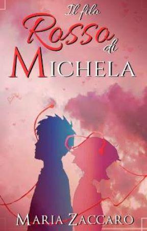 Il filo rosso di Michela by MariaZaccaro