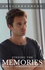 Finding the memories (Bucky Barnes x reader)  by ameliabarnesx