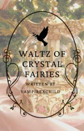 Waltz of Crystal Fairies ♡ Frerard by vampirexchild