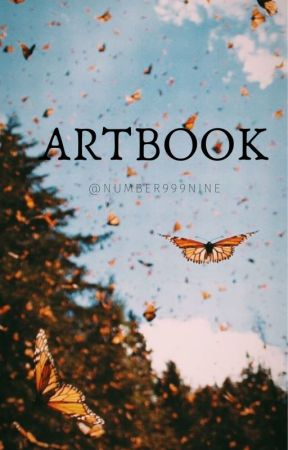 My Artbook ✌️ by number999nine