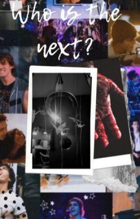 Who is the next?  by sragillespiecruz