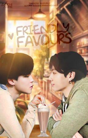friendly favours » jikook by SEOKJINlE