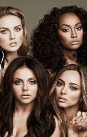 little mix imagine  by pansexualqueen2
