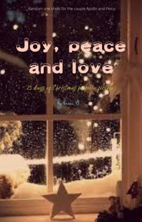 Joy, peace, and love (perpollo Christmas fic) by Vintage_Venus