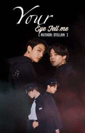 Your eye tell me  by user18720368