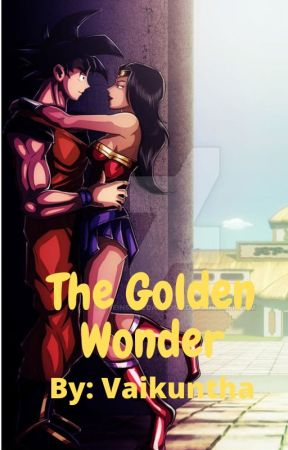 The Golden Wonder by isiahhuntjr