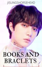 BOOKS AND BRACLETS~ Choi Beomgyu by jisungshorsehead