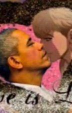 Presidential Love (Sangwoo x Obama) by SaikiKsWifey
