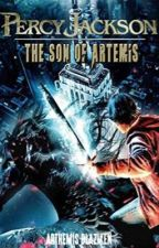 Percy Jackson The Son of Artemis book 1: The lighting thief  by weirdshipper_