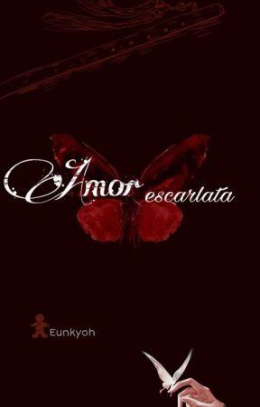 Amor Escarlata ♤HuaWei♡ by Eunkyoh
