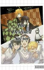The Destined Savior (TPN x KnY x Reader) by xharaillacallueng