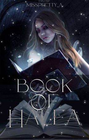 Book of Halea by don_bell