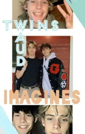 Waud Twins Imagines by brookelorraine07