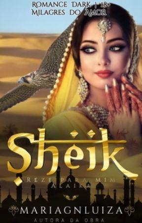 Sheik  by mariagnluiza