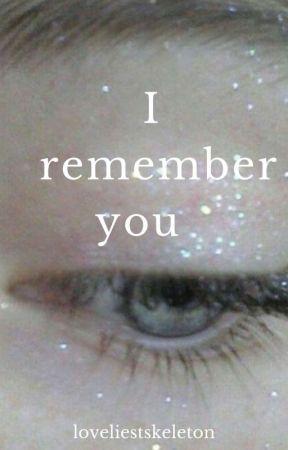 I remember you (destiel) by loveliestskeleton