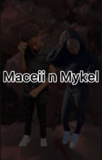 Maceii And Mykel by Nbess7286