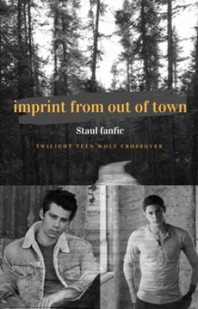 Imprint From Out Of Town {Staul} by EmeraldLuna14