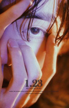 1.23 ♪ taekook by menigrum