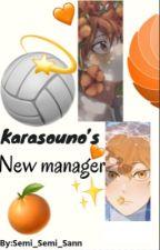 Karasouno's New Manager by Mashiro_biggest_simp