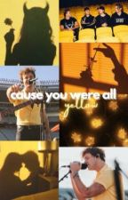 cause you were all yellow | a.i. by ImKindaWack