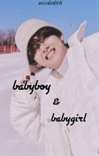 Babyboy & babygirl  by miekokth