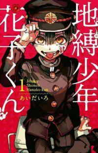 MANGA JIBAKU SHOUNEN HANAKO-KUN  cover