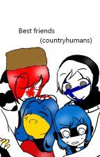 Best friends! (countryhumans) by Ukraine20