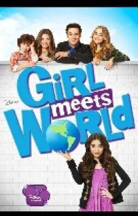 Nerd meets world O-O cover